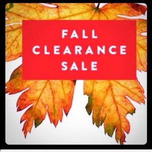 FALL SALE! Bundles -2 or more items! 50% off